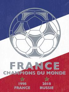 Champions Du Monde by Tom Frazier