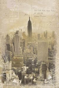 New York Vintage by Tom Frazier