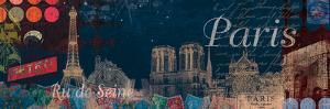 Paris Streets by Tom Frazier