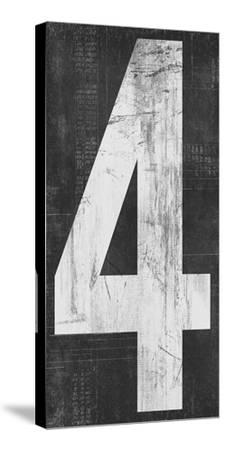 Retro Numbers - Four
