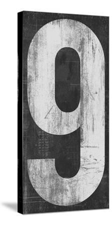 Retro Numbers - Nine