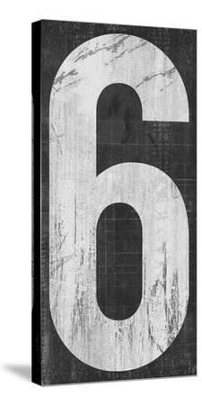 Retro Numbers - Six