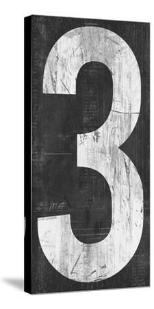 Retro Numbers - Three