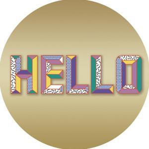 Urban Luxe - Hello by Tom Frazier