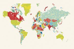World Love II by Tom Frazier