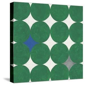 Polka Dot Emerald by Tom Grijalva