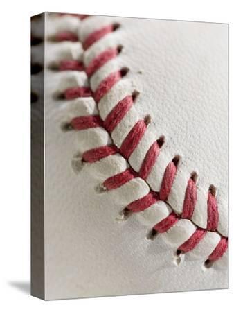 Lacing on Baseball