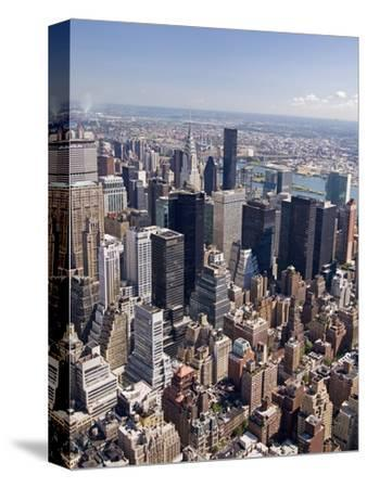 View of Central Manhattan from the Empire State Building