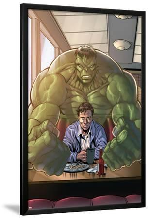 Incredible Hulks No.635: Bruce Banner Sitting with Coffee