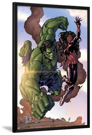 Incredible Hulks No.635: Hulk and Red She-Hulk
