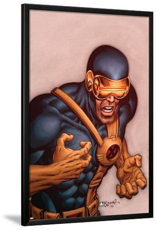 X-Men Forever No.18 Cover: Cyclops