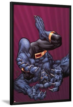 X-Men Forever No.9 Cover: Beast