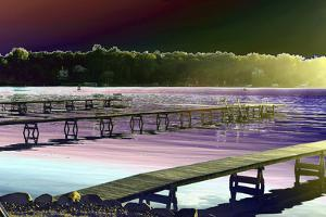 DSC-0043 Midnight Docks by Tom Kelly