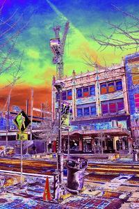The Street Corner by Tom Kelly