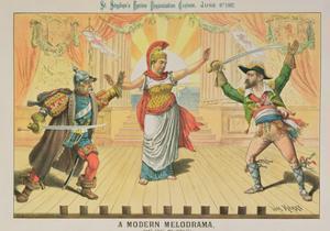 A Modern Melodrama by Tom Merry