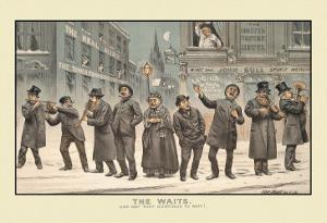 The Waits! by Tom Merry