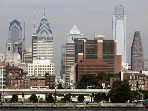 Philly Skyline Debate by Tom Mihalek
