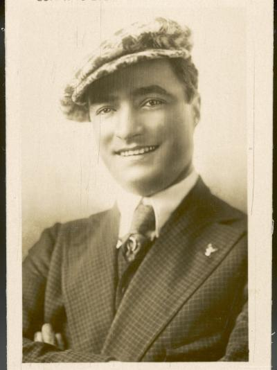 Tom Mix Us Marshal Who Became a Film Actor, He Appeared in More Than 400 Westerns--Photographic Print