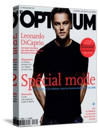 L'Optimum, February 2005 - Leonardo Dicaprio