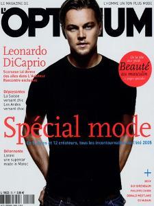 L'Optimum, February 2005 - Leonardo Dicaprio by Tom Munro