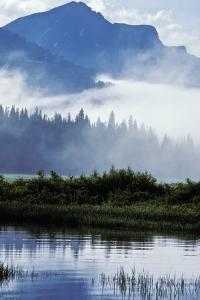 10,683 Feet High Colter Peak, in the Absaroka Range, Near the Eastern Boundary of Yellowstone by Tom Murphy
