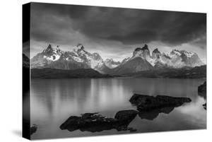 Cordillera Del Paine. Granite Monoliths. Torres Del Paine NP. Chile by Tom Norring
