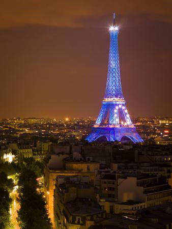 PARIS PHOTO ART PRINT La Tour Eiffel Tower Vintage French France Poster 60x24