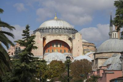 Hagia Sophia. Istanbul. Turkey by Tom Norring