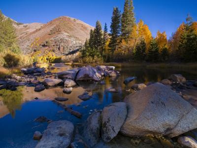 Sunrise at North Lake, Eastern Sierra Foothills, California, USA by Tom Norring