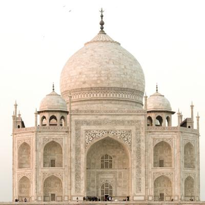 Taj Mahal by Tom Norring