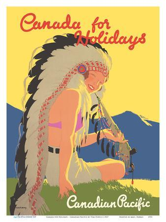 Canada for Holidays - Canadian Pacific