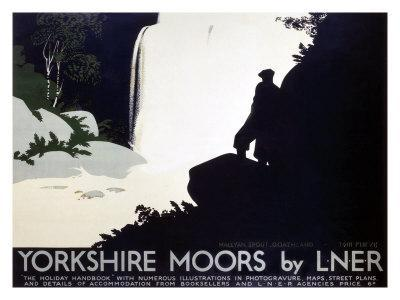 Yorkshire Moors, LNER