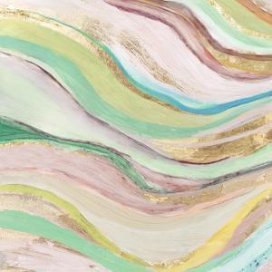 Pastel Waves I by Tom Reeves