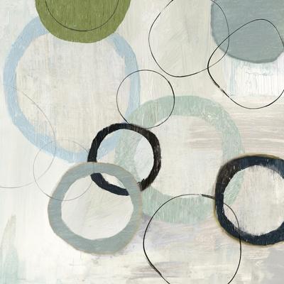 Soft Blue Rings II