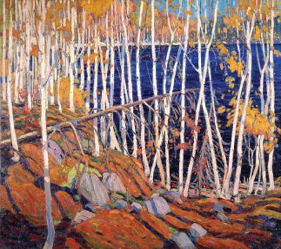 In the North Land by Tom Thomson