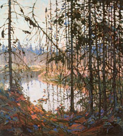 Northern River by Tom Thomson