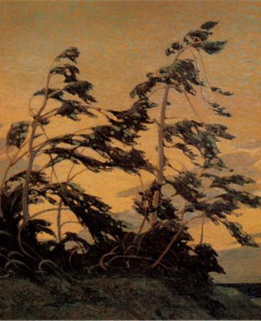 Pine Island, Georgian Bay