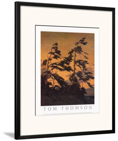 Pine Island, Georgian Bay by Tom Thomson