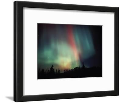 Aurora Borealis, Alaska, USA