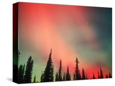Aurora Borealis or Northern Lights, Alaska, USA