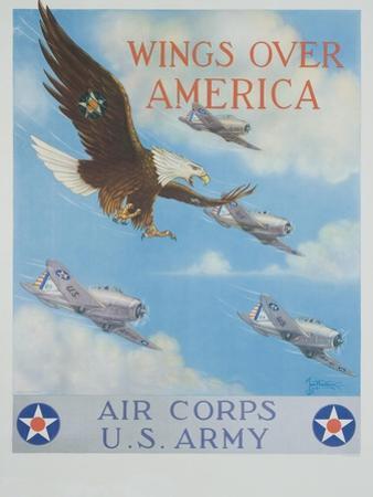 Wings over America by Tom Woodbury