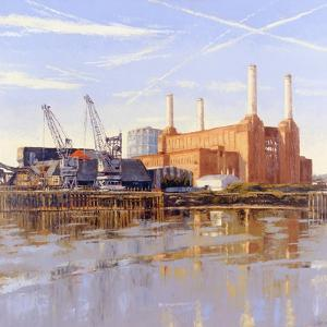 Battersea Power Station, 2004 by Tom Young