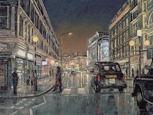 Shaftesbury Avenue, 2004 by Tom Young