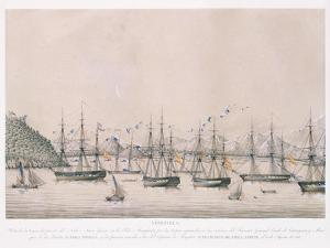Toma Del Puerto Del Norte en La Isla Margarita Por Las Tropas Españolas, 1817
