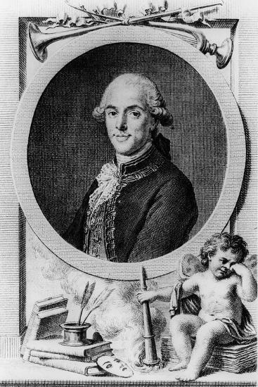 Tomas De Iriarte--Giclee Print