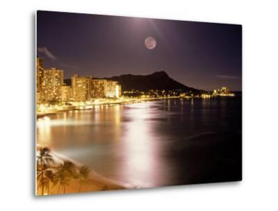 Waikiki Beach and Diamond Head, HI