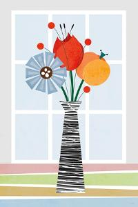 Flowers in Colour by Tomas Design