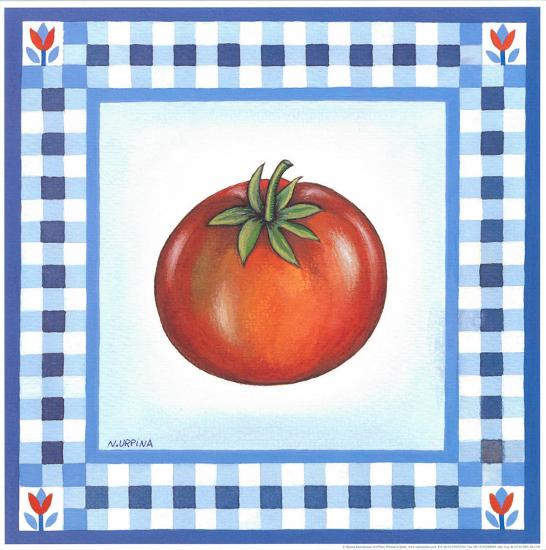 Tomato-Urpina-Art Print