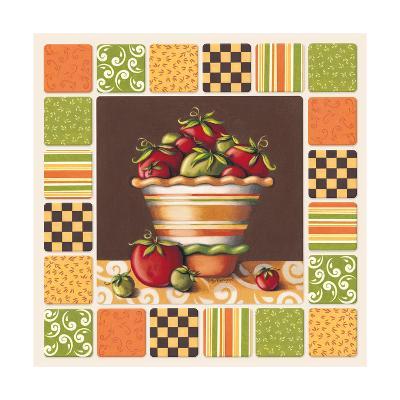 Tomatoes-Kathy Middlebrook-Art Print