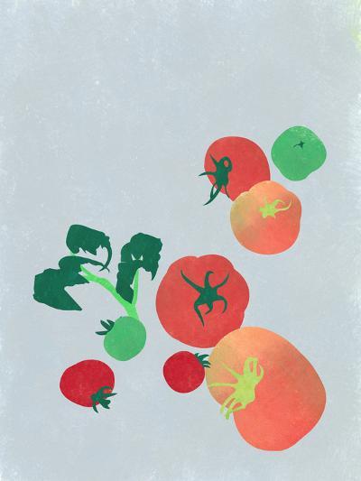 Tomatoes-sooyo-Art Print